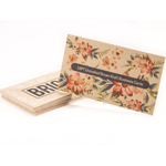 floral natural majestic business cards 4over blog